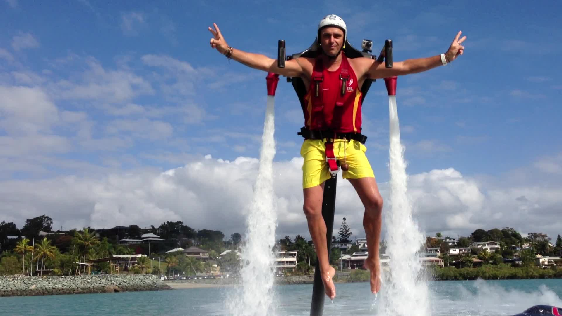 Hire The Water Jet Pack