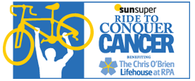 charity ride to conq cancer lighthouse project