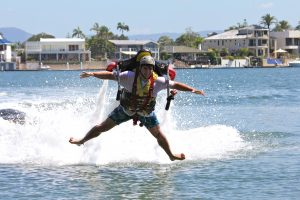 master star customer Jetpack Adventures Gold Coast